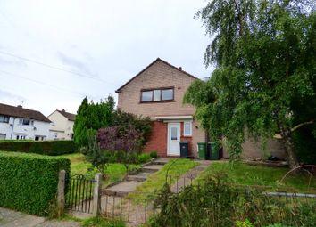 Thumbnail 2 bed end terrace house for sale in Edgehill Road, Carlisle, Cumbria