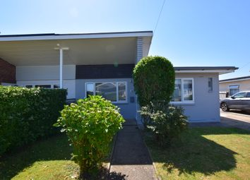 Thumbnail 3 bed semi-detached bungalow for sale in The Boulevard, Pevensey Bay