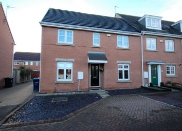 Thumbnail 3 bed semi-detached house for sale in Burnside Close, Boldon, Tyne And Wear