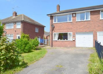 Thumbnail 4 bed semi-detached house for sale in Highfield Road, Blacon, Chester