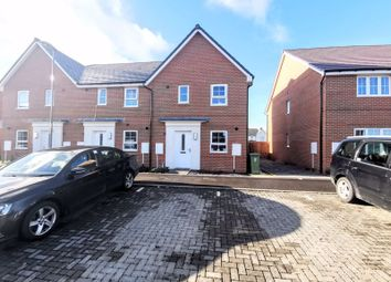 Foxtail Close, Broughton, Aylesbury HP22. 3 bed end terrace house for sale