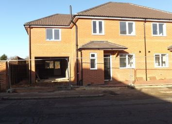 Thumbnail 3 bed property to rent in Ditmas Avenue, Kempston, Bedford