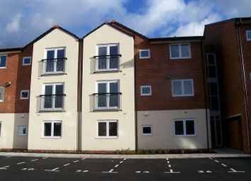 Thumbnail 2 bed flat to rent in Delamere Court, St Mary's Street, Crewe