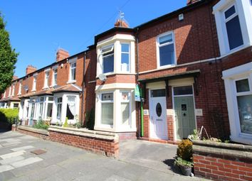 Thumbnail 1 bed flat to rent in Kenilworth Road, Whitley Bay