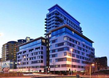 Thumbnail 1 bed flat for sale in Skyline Plaza, Alencon Link, Basingstoke