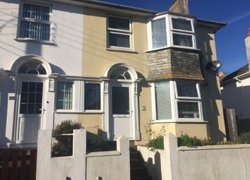 Thumbnail 3 bed semi-detached house for sale in Park Road, Newlyn, Penzance