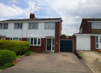 Thumbnail 3 bedroom semi-detached house for sale in Queen Street, Bozeat, Wellingborough, Northamptonshire