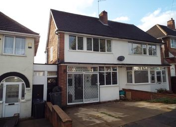Thumbnail 3 bed semi-detached house for sale in Atlantic Road, Great Barr, Birmingham, West Midlands
