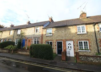 Thumbnail 2 bed terraced house to rent in Hyde Close, Winchester