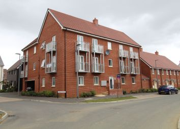 Thumbnail 1 bedroom flat for sale in 63 Santa Cruz Avenue, Milton Keynes
