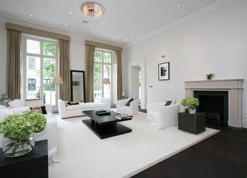 Thumbnail 4 bed flat to rent in Linden Gardens, London