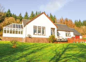 Thumbnail 4 bed detached bungalow for sale in Tarbet, Arrochar