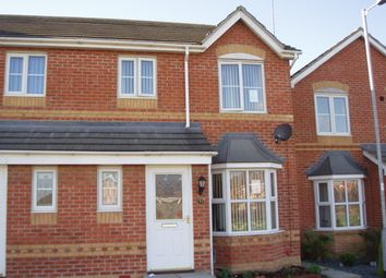 Thumbnail 3 bed semi-detached house to rent in Templewaters, Kingswood Parks, Hull, East Yorkshire