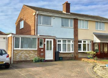 Thumbnail 3 bed semi-detached house to rent in Rose Drive, Brownhills