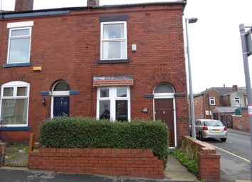 Thumbnail 2 bed end terrace house to rent in Stafford Street, Swinton