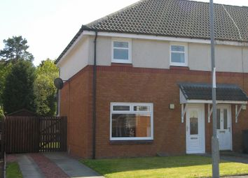 Thumbnail 3 bed end terrace house for sale in St. Andrew's Way, Wishaw