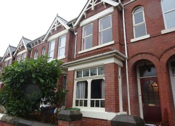 Thumbnail 3 bed terraced house for sale in Kings Road, Old Trafford, Manchester