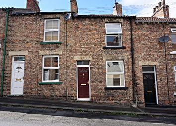 Thumbnail 2 bed terraced house for sale in Lickley Street, Ripon