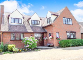 Thumbnail 4 bedroom detached house for sale in Stones Throw From The Beach, Noredale, Shoeburyness