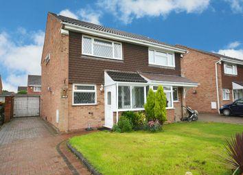 Thumbnail 2 bed semi-detached house for sale in School Road, Yardley Wood, Birmingham
