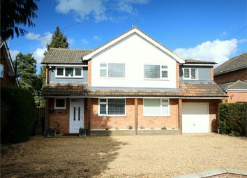 Thumbnail 5 bed detached house for sale in Park Avenue, Little Paxton, St. Neots