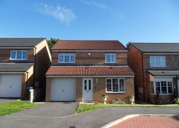 Thumbnail 3 bedroom detached house for sale in Cloverhill Court, Craghead, Stanley