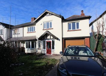 4 bed semi-detached house for sale in Circular Road, Prestwich, Manchester M25