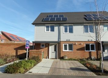 Thumbnail 3 bed property to rent in Waterfall Crescent, Bewbush, Crawley