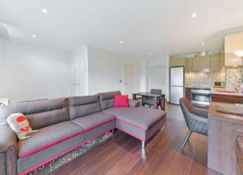 Thumbnail 1 bed flat to rent in Queen Victoria Terrace, Sovereign Court, Wapping, London