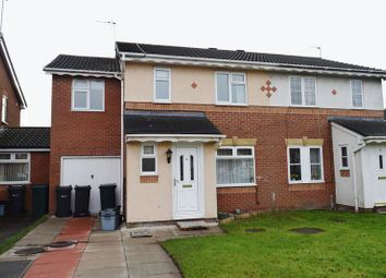 Thumbnail 5 bedroom semi-detached house for sale in Dalton Close, Blacon, Chester