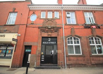Thumbnail 1 bed flat to rent in Bold Street, Leigh