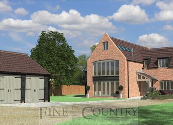 Thumbnail 5 bed detached house for sale in North Brink, Wisbech, Cambridgeshire