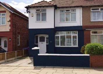 Thumbnail 3 bed semi-detached house for sale in Solar Road, Liverpool