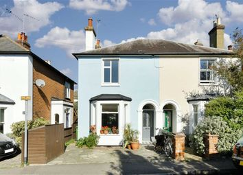 Thumbnail 2 bed semi-detached house for sale in Heathcote Road, Epsom, Surrey