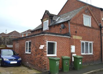 Thumbnail 1 bed flat for sale in South Street, Hemsworth, Pontefract, West Yorkshire