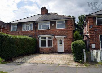 Thumbnail 3 bed semi-detached house for sale in Court Lane, Erdington, Birmingham