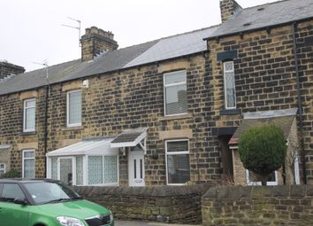 Thumbnail 2 bedroom terraced house to rent in Thompson Hill, High Green, Sheffield