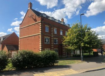 Thumbnail 2 bed flat for sale in Phoebe Way, Swindon