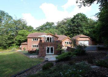 Thumbnail 5 bed detached house for sale in School Road, Bursledon, Southampton