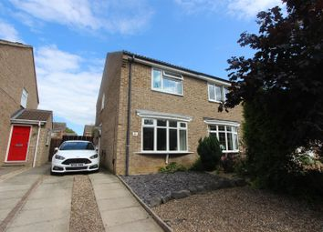 Thumbnail 2 bed semi-detached house for sale in Shetland Drive, Darlington