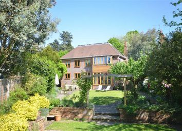 Thumbnail 6 bed detached house for sale in Menin Way, Farnham