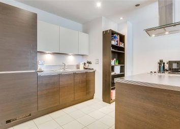 Thumbnail 2 bed flat for sale in Lock House, 35 Oval Road, London