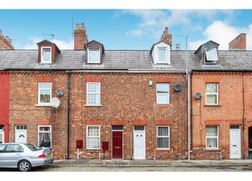 Thumbnail 3 bed terraced house for sale in Alma Terrace, Selby