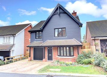 4 bed detached house for sale in Pasture Wood Close, Crawley Down, Crawley RH10