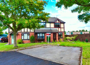 Thumbnail 2 bed terraced house for sale in Lovatt Place, Cannock