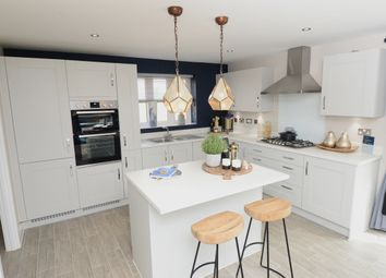 Thumbnail 5 bed detached house for sale in Oakington Road, Cottenham, Cambridgeshire