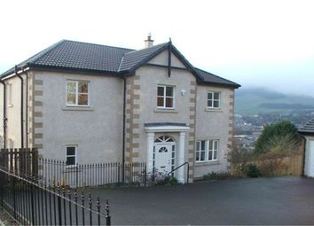 Thumbnail 5 bed detached house to rent in Ellwyn Terrace, Galashiels, Scottish Borders