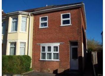 Thumbnail 2 bed semi-detached house for sale in Wilton Road, Upper Shirley, Southampton
