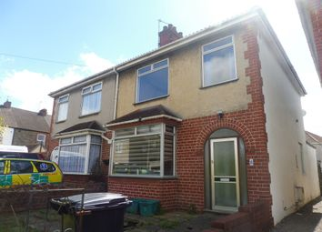 Thumbnail 3 bedroom semi-detached house for sale in Rodney Avenue, Kingswood, Bristol