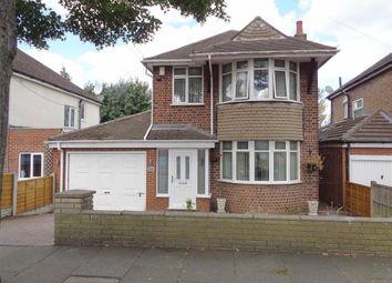 Thumbnail 3 bed detached house for sale in Ashville Avenue, Hodge Hill, Birmingham